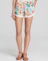 Townsen Shorts - Bali Printed Silk