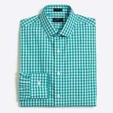 J.Crew Factory Multi-check flex wrinkle-free dress shirt