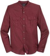 GUESS Men's Nelson Fine Twill Shirt
