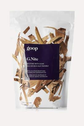 Goop G.nite Bath Soak, 680g - Colorless