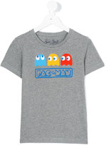 Mc2 Saint Barth Kids - Pac-Man ghost T-shirt - kids - Cotton - 2 yrs