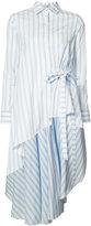 Palmer Harding Palmer / Harding - striped shirt - women - Cotton - 4