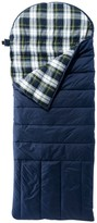 L.L. Bean L.L.Bean Deluxe Flannel-Lined Camp Bag, 30A Extra-Large