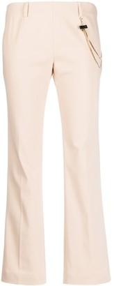 Liu Jo Straight-Leg Tailored Trousers