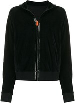 Heron Preston zip front sweatshirt