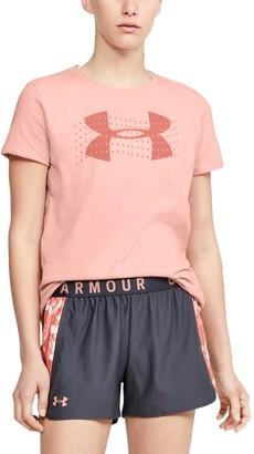 Under Armour Women's UA Graphic Short Sleeve