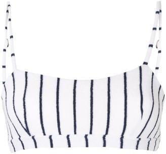 SUBOO Straight 180 Bralette Bikini Top