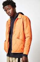 Obey Bulldogs Quilted Jacket