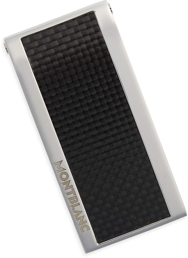 Montblanc Carbon Fiber Money Clip