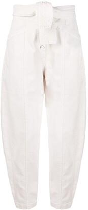 Ulla Johnson Otto belted jeans