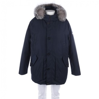 Michael Kors Blue Coat for Women