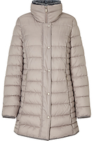 Gerry Weber Quilted Coat, Stone