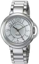 Revue Thommen Women's 109.01.01 Cosmo Lifestyle Analog Display Swiss Automatic Silver Watch