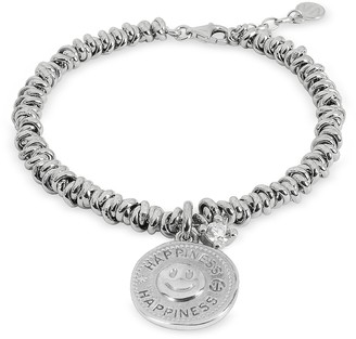 Nomination Sterling Silver Happiness Charm Bracelet