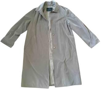Ramosport Beige Polyester Trench coats