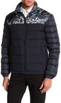 Versace Tiger Yoke Quilted Jacket