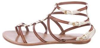 Louis Vuitton Fleurus Gladiator Sandals