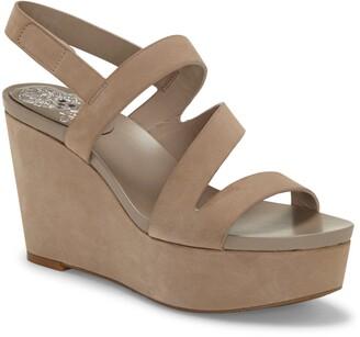 Vince Camuto Velley Platform Wedge Sandal