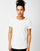 Lee L64V Ultimate Casual Fit T-Shirt White