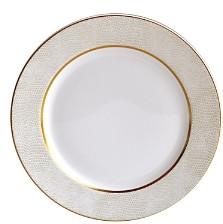 Bernardaud Sauvage White Salad Plate