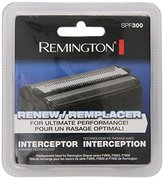 Remington SPF-300 Screens and Cutters for Shavers F4900, F5800, and F7800, Silver