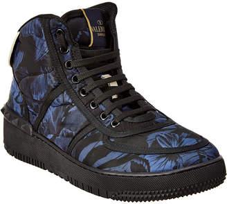 Valentino High-Top Sneaker