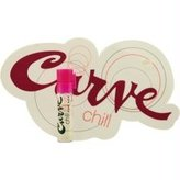 Liz Claiborne Curve Chill By Edt Vial On Card