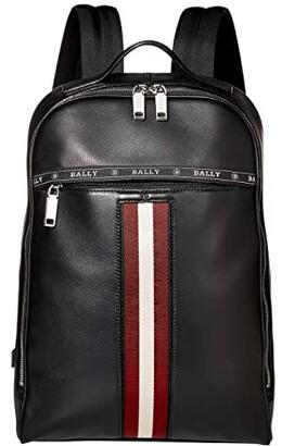 Bally Hassel/10 Backpack (Black) Backpack Bags