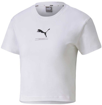 Puma Womens NU-tility Fitted Tee