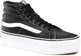 Vans SK8-Hi Platform Black High Top Sneakers