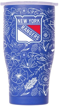 ORCA New York Rangers 27oz. Floral Chaser Tumbler with Lid