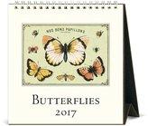 Cavallini CAL17-18 Butterflies Desk Calendar