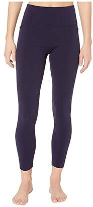 Lorna Jane Amy Phone Pocket Ankle Biter Leggings (French Navy) Women's Casual Pants