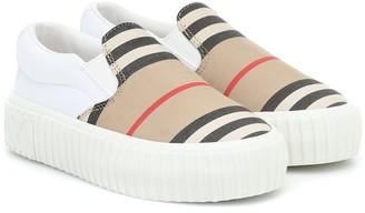 Burberry Icon Stripe sneakers