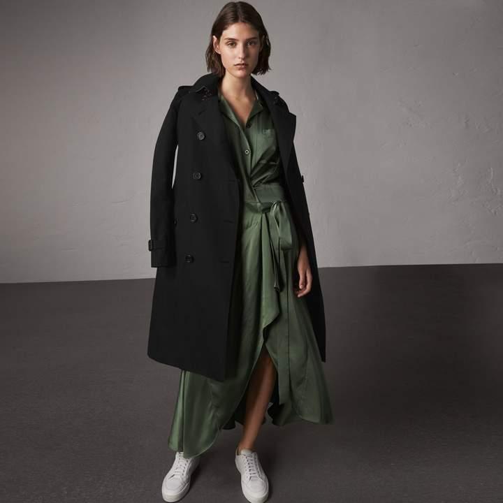 Burberry The Kensington - Extra-long Trench Coat