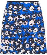 Marni Printed Shell Mini Skirt