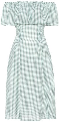 REJINA PYO Olivia gingham dress