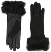 UGG Smart Fabric Gloves w/ Toscana Trim