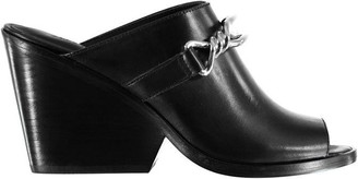 AllSaints Ayita Leather High Sandal