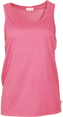 Blush B-Lush Venley Women's Tank Tops BLUSH - Blush Oversized Swing Tank - Women