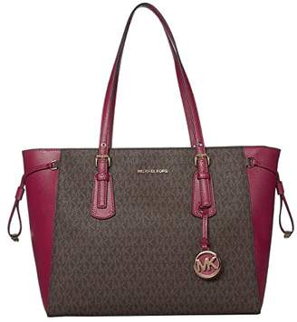 MICHAEL Michael Kors Voyager Medium Multi Function Top Zip Tote