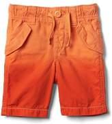 Gap Canvas skater shorts