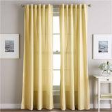 Asstd National Brand Hayden Rod-Pocket Back-Tab Curtain Panel