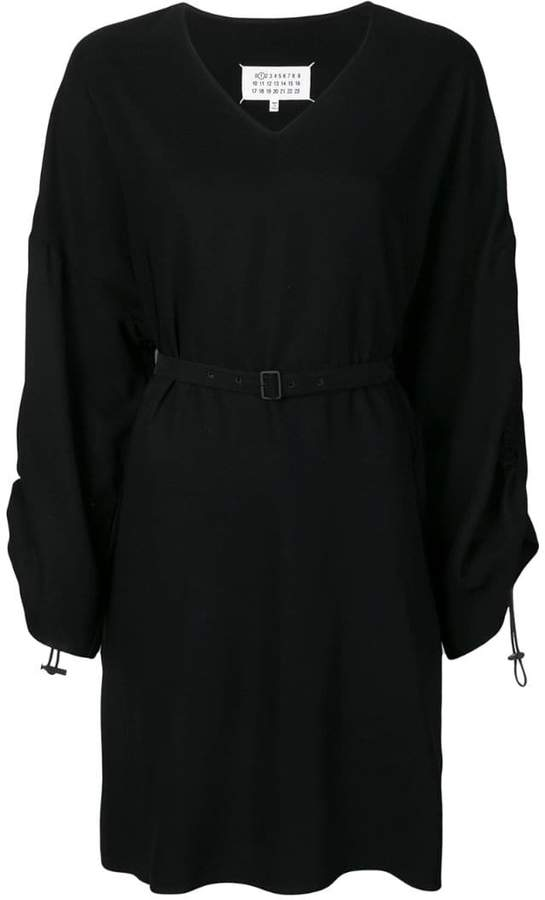 Maison Margiela belted dress