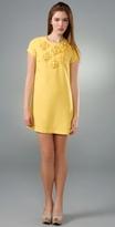 Karta Jewel Patch Shift Dress