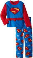 Superman Boys 4-10 Pajama Set