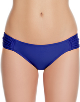 Betsey Johnson Navy Malibu Solids Hipster Bikini Bottoms