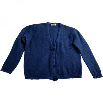 Masscob Blue Wool Knitwear for Women