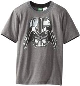 Star Wars Boys 8-20 Darth Screen Print Tee