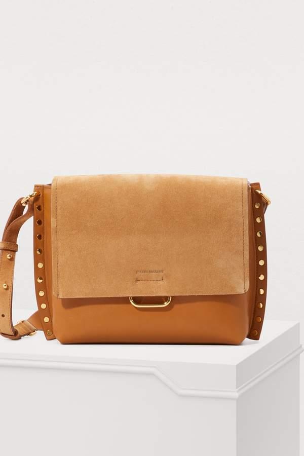 5aa12acb9 Isabel Marant Brown Handbags - ShopStyle